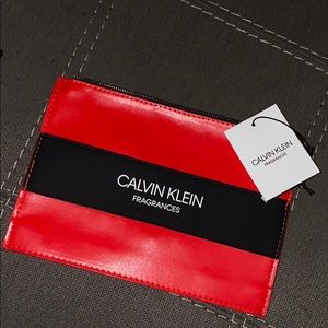 In purse make up or fragrance pouch